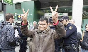 José Salomón celebra la decisión judicial