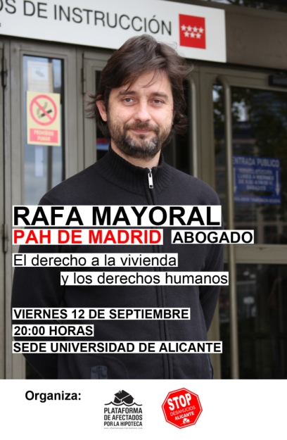 CHARLA de Rafael-Mayoral